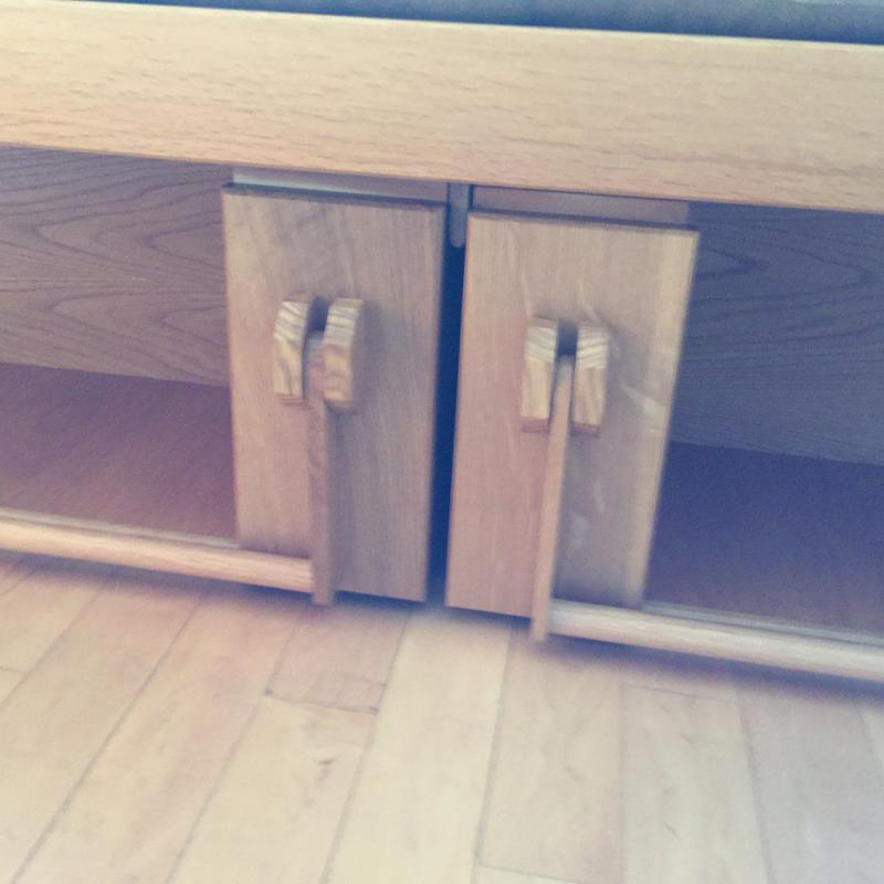 Rolling Bookcase Handles