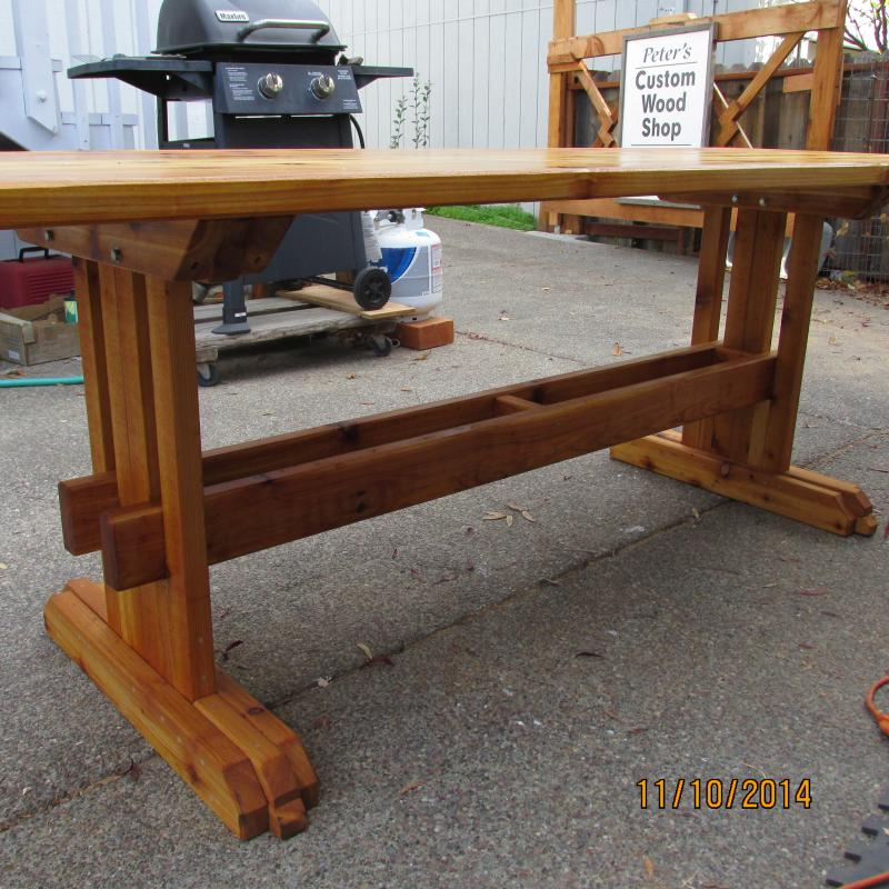 Cedar Country Picnic Table